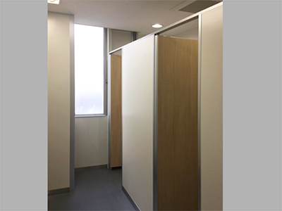 株式会社サントラスト|施工事例|NHKトイレ改修工事5