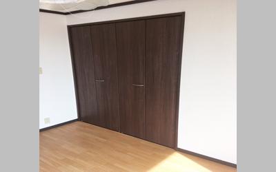 施工事例|和室から洋室に変更工事7