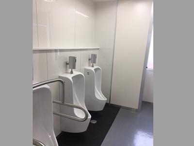 株式会社サントラスト|施工事例|NHKトイレ改修工事3