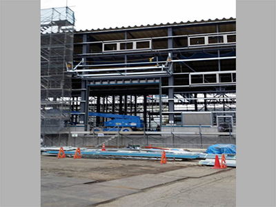 株式会社サントラスト|施工事例|西久保2丁目プロジェクト新築工事3