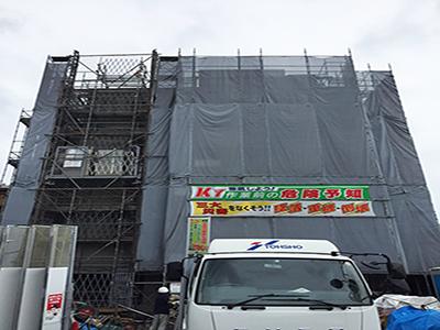株式会社サントラスト|施工事例|北本駅東口宿泊施設新築工事2