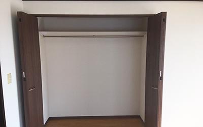 施工事例 和室から洋室に変更工事8